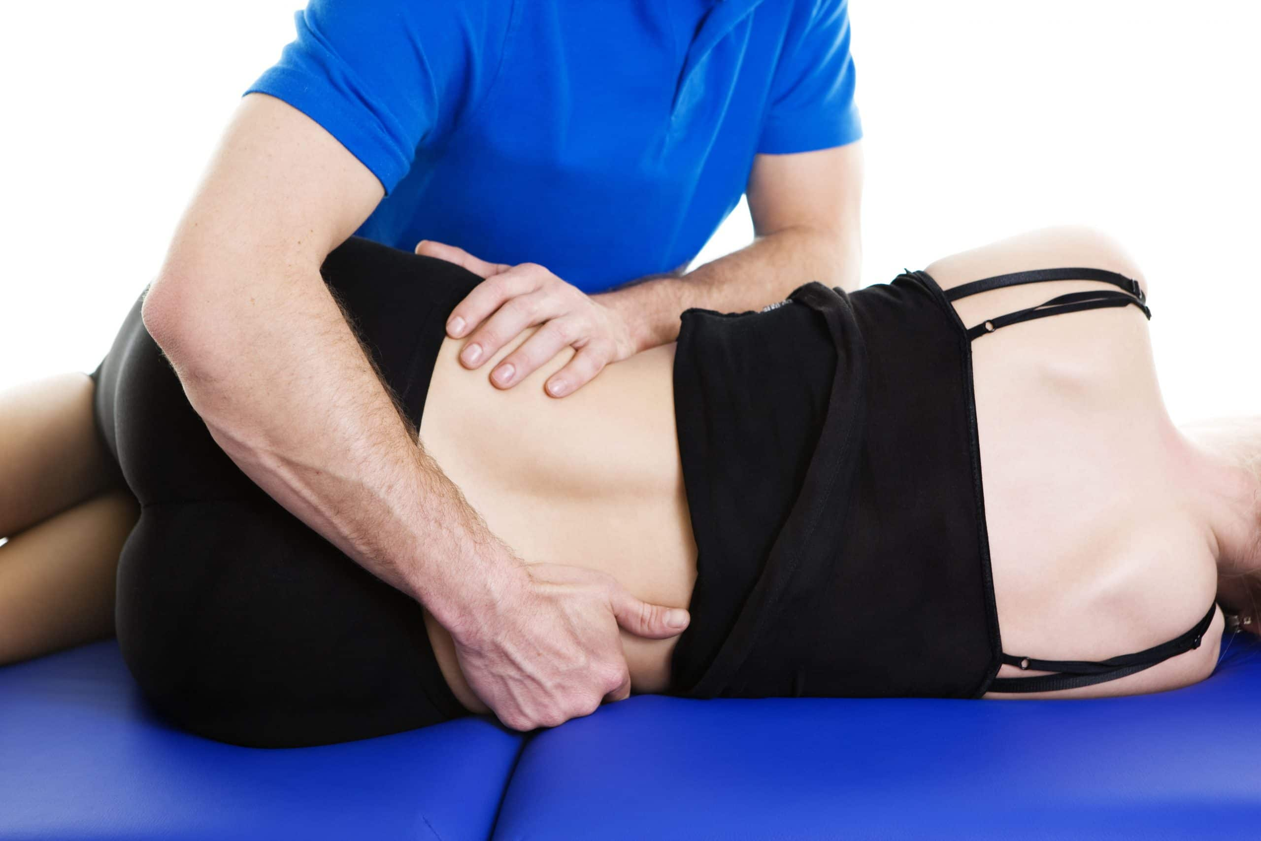 physiotherapist bayview and john
